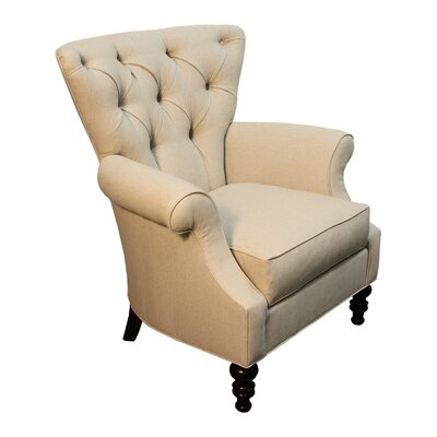 Barwicks Armchair Body Fabric: Hotwash