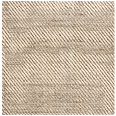 Hand Woven Area Rug Rug Size: Square 6