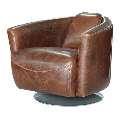 Boehme Swivel Club Chair