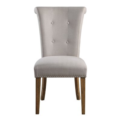 Forbes Oatmeal Side Chair