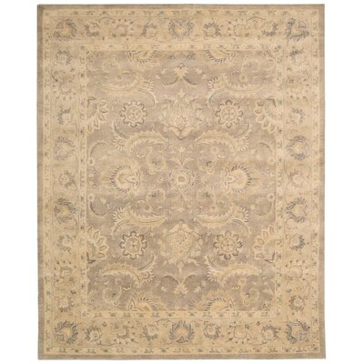 Fullmer Taupe Area Rug Rug Size: Rectangle 79 x 99