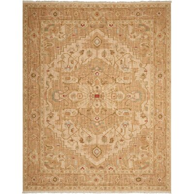 Leavittsburg Beige Area Rug Rug Size: Rectangle 710 x 910