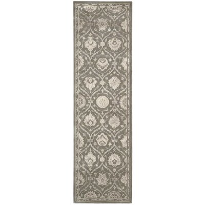 Fraserburgh Cobblestone Area Rug Rug Size: Rectangle 56 x 86