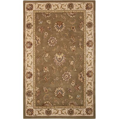 Freeport Handmade Taupe/Beige Area Rug Rug Size: Rectangle 5 x 8