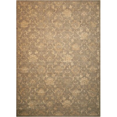 Forres Moss Area rug Rug Size: Rectangle 86 x 116