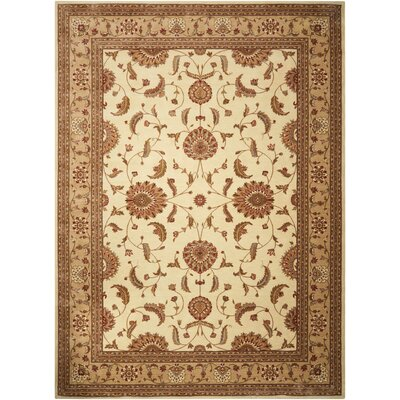 Proctorville Ivory Area Rug Rug Size: Rectangle 96 x 13