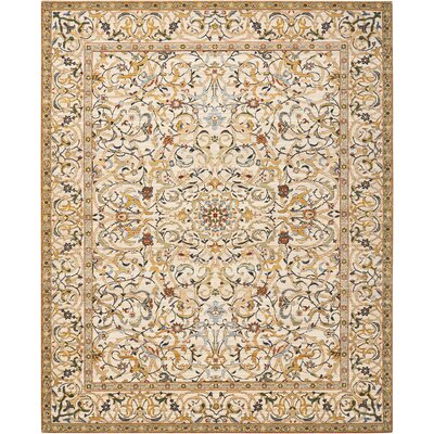 Gaunt Copper Area Rug Rug Size: Rectangle 7'9