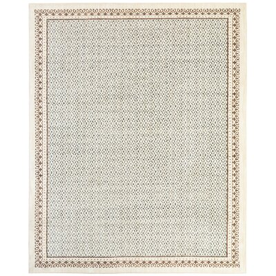 Phillipsburg Beige Area Rug Rug Size: Rectangle 53 x 710
