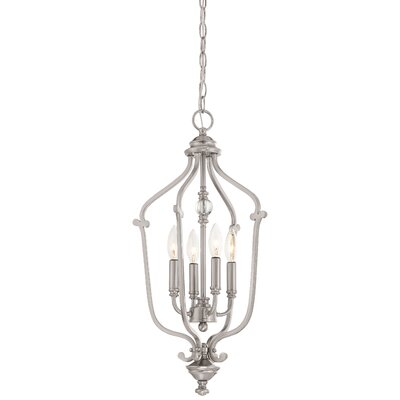 Audane 4-Light Foyer Pendant