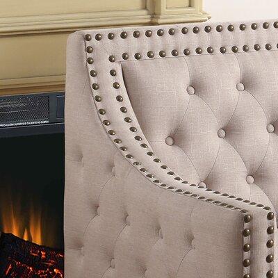 Cash Armchair Upholstery: Beige