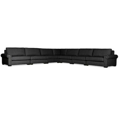 Lebanon Modular Sectional Upholstery: Charcoal