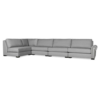 Lebanon Modular Sectional Upholstery: Gray