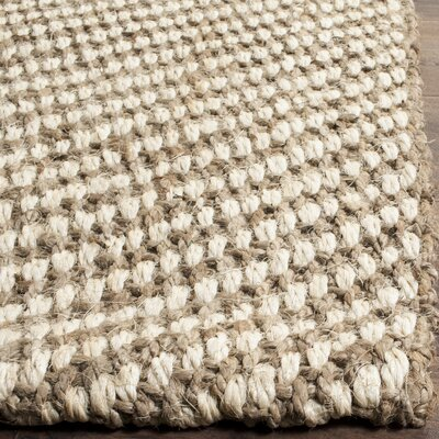 Hand Woven Area Rug Rug Size: Rectangle 5 x 8