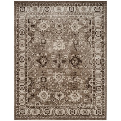 Asheville Taupe Area Rug Rug Size: Rectangle 8 x 10
