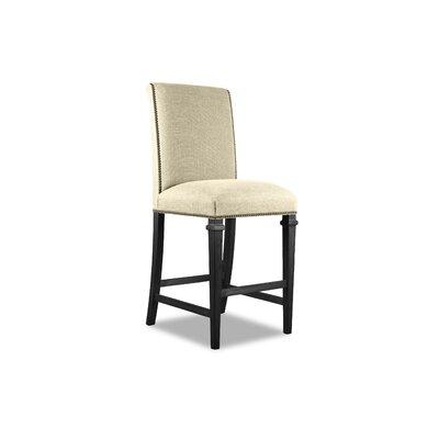 Rowen 26 Bar Stool Upholstery: Sand
