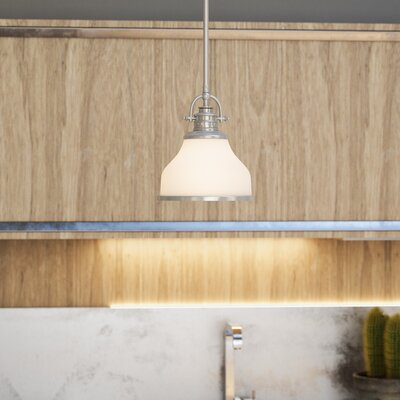 Attles 1-Light Mini Pendant Finish: Imperial Silver