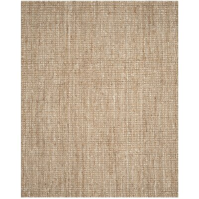 Natural Fiber Area Rug Rug Size: Rectangle 8 x 10