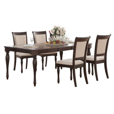 Scoggins 5 Pieces Dining Set