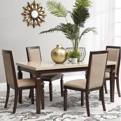 Schoenberg 5 Piece Dining Set