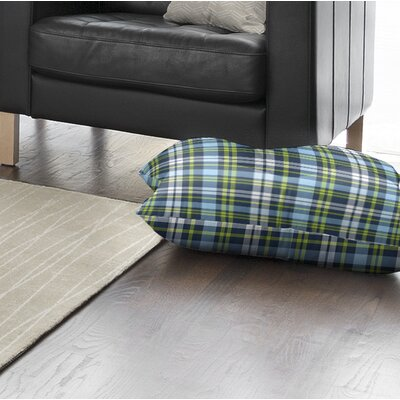Roshon Indoor/Outdoor Floor Pillow Size: 26 H x 26 W x 8 D
