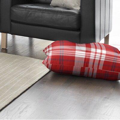 Roshon Indoor/Outdoor Floor Pillow Size: 26 H x 26 W x 8 D