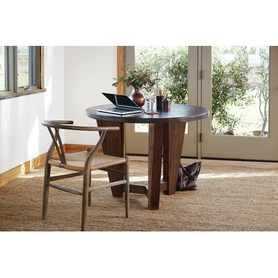 Neoma Dining Table Top Color: Antique Copper, Size: 30.5 H x 42 W x 42 D