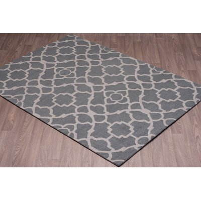 Berkeley Handmade Gray Area Rug