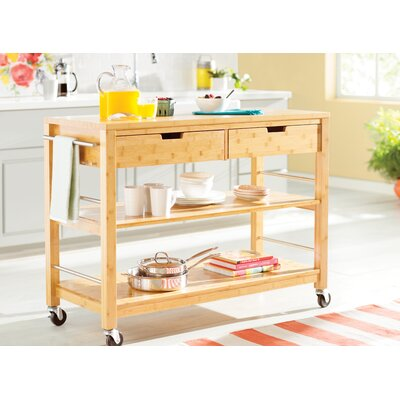 Destanee Kitchen Island