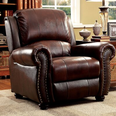 Fitzgibbons Transitional Club Chair