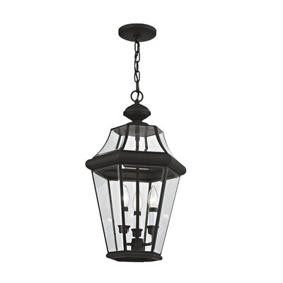 Violetta 3-Light Foyer Pendant