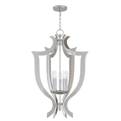Dartmoor Lantern 5-Light Foyer Pendant