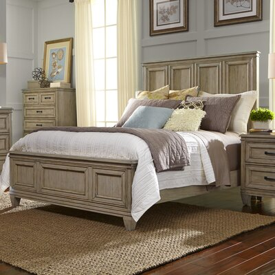 Chippewa Panel Bed Size: Queen