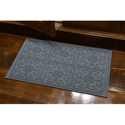 Michiel Bantry Bay Doormat Color: Bluestone