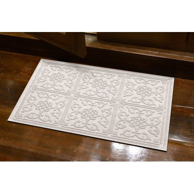 Michiel Bantry Bay Doormat Color: White