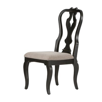 Darya Solid Wood Dining Chair (Set of 2)