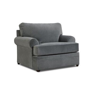 Dorothy Simmons Armchair Upholstery: Abington Seven Seas
