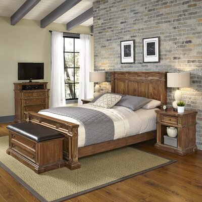 Landisville Platform 5 Piece Bedroom Set DBYH1217 34449973