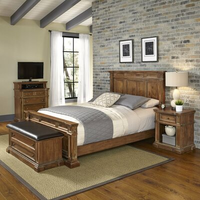 Landisville Platform 4 Piece Bedroom Set DBYH1192 34449937
