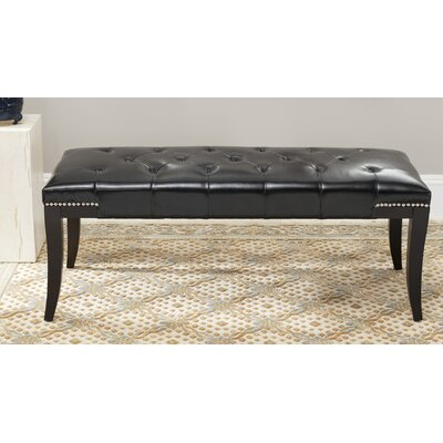 Adele Tufted Two Seat Bench