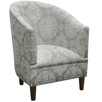 Diana Barrel Chair Upholstery: Jakarta Dune