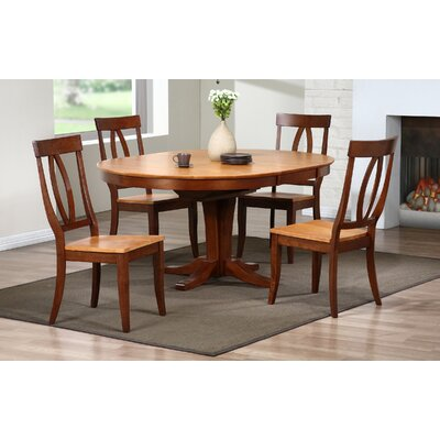 Garden Grove Extendable Dining Table Finish: Fruitwood