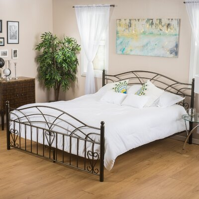 Salesville Panel Bed Size: Cal King ALCT1670 25282913