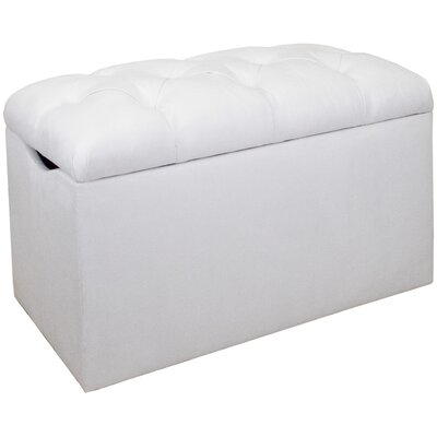 Alcott Hill Diana Tufted Storage Bench