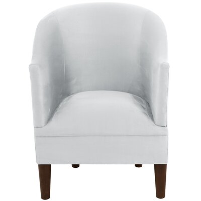 Diana Barrel Chair Upholstery: Premier White