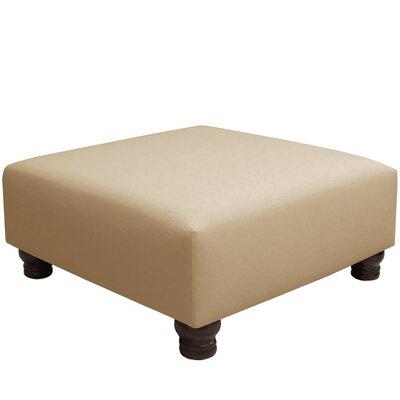 Jacksonville Cocktail Ottoman Upholstery: Linen Sandstone