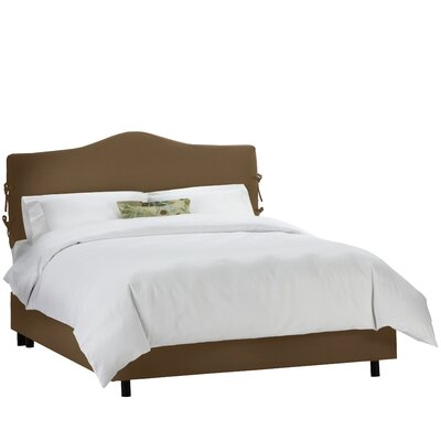 Champer Upholstered Panel Bed Size: Twin