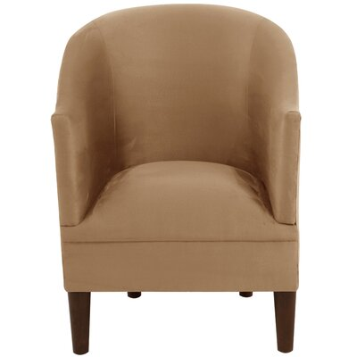 Diana Barrel Chair Upholstery: Premier Saddle
