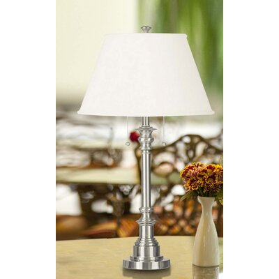 31 Table Lamp Finish: Steel
