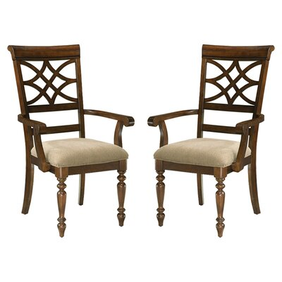 Boulder Creek Arm Chair (Set of 2)