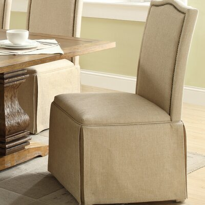 Fredericksburg Skirted Parson Chair